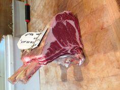 Belle côte de bœuf de chez Le Bourdonnec!