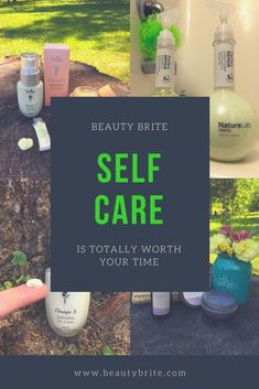 Self-Care Is Totally