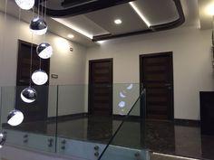 Plush & lavish villa modern living room by vdezin interiors modern Modern Interior, Interior Design, Plush, Villa, Design Ideas, Living Room, Inspired, Lighting, Photos