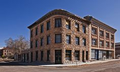 Nixon Building - Goldfield, Nevada