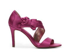 Can I handle this sexy shoe???  Lulu Townsend Bridal Meg Sandal Bridesmaid Wedding Shop Women's Shoes - DSW
