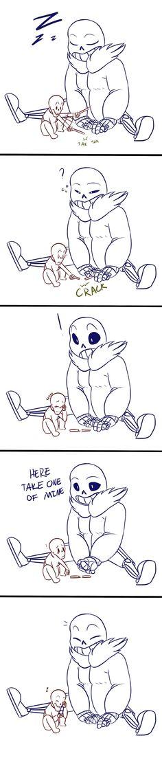 Baby Bones by RosyPumpkin on DeviantArt