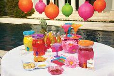 Citrus Garden #Party- Festive