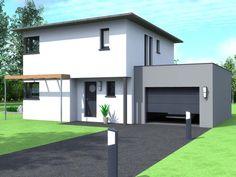 49 best plans de maisons images on pinterest bedrooms. Black Bedroom Furniture Sets. Home Design Ideas