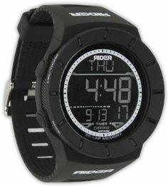 Rockwell Time Unisex RCL102 Coliseum Black Digital Watch Rockwell Time. $109.00. Case diameter: 38 mm. Chronograph. Water-resistant to 100 M (330 feet). Quartz movement. Digital watch