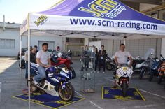 New SCM Racing Point opening in Pavia