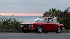 Classic Car News Pics And Videos From Around The World Alfa Romeo Gtv 2000, Alfa Giulia, Gt V, Rolls Royce Cars, Best Muscle Cars, Hot Rides, Car Manufacturers, Old Cars, Vintage Cars