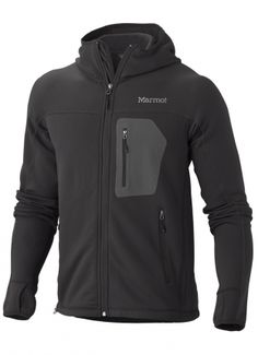 Marmot's version of a hooded fleece. I think it's pretty nice