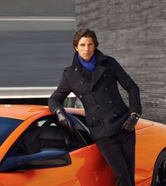 Black Label Fall 2012 for Ralph Lauren but I d also say a candidate for  Fifty Shades Christian Grey bdd7d888918