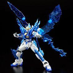 Custom Build: 1/144 Tri Freezing Gundam + Tutorial - Gundam Kits Collection News and Reviews