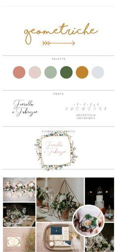 partecipazioni geometriche * moodbuard di ispirazione geometrica, per nozze contemporaneee e minimali. Wedding Styles, Fonts, Designer Fonts, Font Downloads, Script Fonts, Wedding Outfits, Writing Fonts