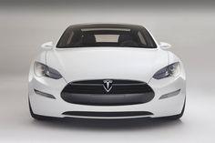 Tesla model S, nice car