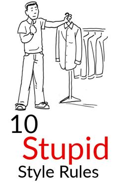 10 Style Rules That Can Be Broken