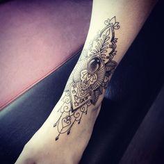 sacred geometry tattoos : Photo