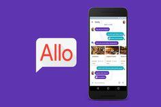 Allo: Google va a por la mensajería móvil #geek #tecnologia #oferta #regalo #novedades