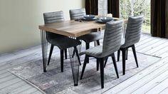 Venedik AHS Masa Sandalye Set Dining Chairs, Dining Table, Modern, Furniture, Home Decor, Dining Chair, Trendy Tree, Dinning Table, Interior Design