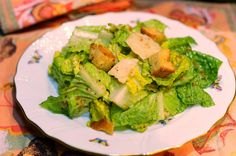 My Caesar Salad. Part 1. | The Pioneer Woman Cooks | Ree Drummond