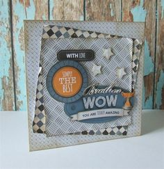 Mr Mister, Owl Folk, Denim Blue & Neon - there's something for everyone...   docrafts.com