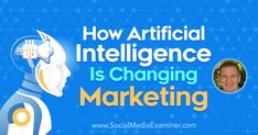 Wondering what artificial intelligence features are coming to social media and advertising platforms? Want to know how machine learning can. Marketing Digital, Social Media Marketing, Flying Lessons, Internet Marketing Company, Tips Online, Data Science, Artificial Intelligence, Management Tips, Machine Learning