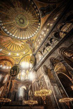 Hagia Sophia,Istanbul ** by Stefan Holm on 500px