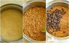 No Bake Caramel Cookies - Little Dairy On the Prairie Easy Pie Recipes, Appetizer Recipes, Sweet Recipes, Baking Recipes, Oatmeal No Bake Cookies, Yummy Cookies, Oat Cookies, Sour Cream Cookies, Salted Caramel Cookies