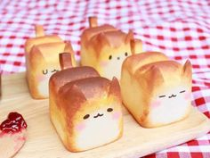 """""""Breadcat"""" adorably combines two of our favorite things: bread and cats"""