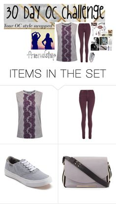 """""""30 Day OC Challenge"""" by agirlthatfellinlovewithnumberten ❤ liked on Polyvore featuring art"""