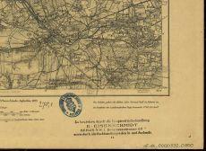 Karte des Deutschen Reichs 1:100.000 (500) Gliwice in Polen [1907] - Landkartenarchiv.de