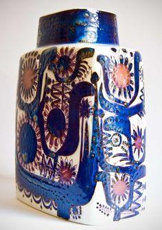 Royal Copenhagen vintage vase