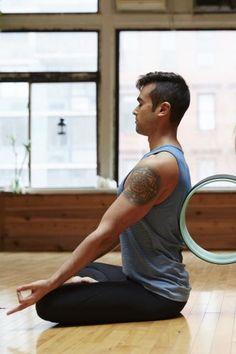 How the Dharma Yoga Wheel Can Aid Your Practice – This innovative yoga prop, designed by yoga master Dharma Mittra's son and New York based teacher Raquel Vamos, can help transform your backbending practice.