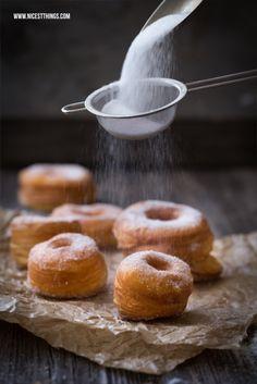 Cronut Rezept zum Selbermachen