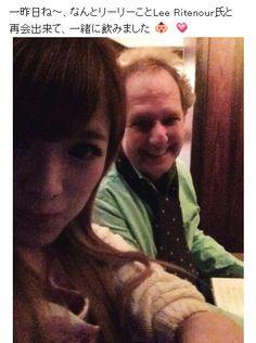 高木里代子&リー・リトナー
