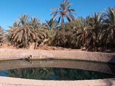 One of my favorite swim holes! Cleopatra's Pool, Siwa, Egypt