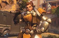 New Overwatch Hero: Brigitte Lindholm