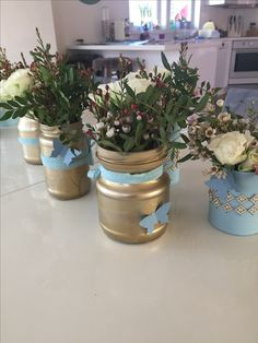 Planter Pots, Table Decorations, Furniture, Home Decor, Homemade Home Decor, Home Furnishings, Interior Design, Home Interiors, Decoration Home
