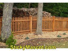 Gorgeous Wood Fence Rails
