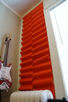 DIY sound proofing