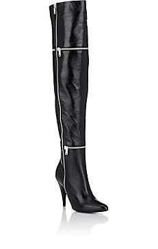 """""""Fetish"""" Over-The-Knee Boots"""