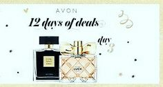 12 DAYS OF DEALS ALERT! Get either Avon Luck La Vie or Little Black Dresswith #free with your $45 order using #couponcode: LUCK or LBD.  Expires midnight 12/2/16 www.youravon.com/atodd #12DaysOfDeals   #Avon #freewithpurchase #skincare #makeup #mascara #wideawake #lipliner #glimmersticks #truecolor #eyeshadow #eyeliner #beyondcolor #lipstick #beYOUtiful #fashion #bathandbody #beauty #costmetics #style #beautyproducts #sale #freeshipping #Christmas #shopping