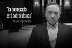 House of Cards estrena cuarta temporada en Netflix y aquí te compartimos las mejores frases de Frank y Claire Underwood, a quienes el público aplaude por su carácter frío y despiadado.