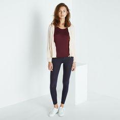 veste Loungewear Heattech, body Innerwear Heattech, legging Innerwear Heattech. http://www.princessetamtam.com/fr/f1403-heattech