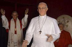 El Papa Francisco ya está en el Museo de Cera de Madrid