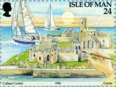 Sello: Tourism (Isla de Man) (Tourism) Mi:IM 579,Yt:IM 615,AFA:IM 568