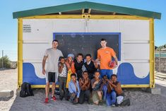 The Paternoster Volunteer Project started in 2016 to provide an after-school programme to equip the children for a brighter future.