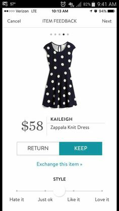 I love this dress!!! The style and the pattern!