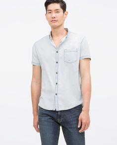 -View all-Shirts-MAN | ZARA Philippines