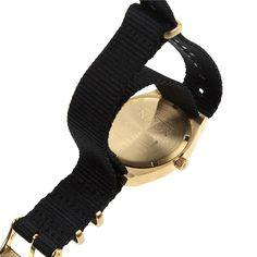 Montre Nixon x Colette Time Teller black and gold numerotée #nixon #colette #montre