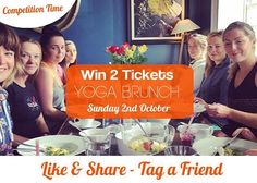 We're feeling very generous this week here at Eno' and have a fabulous prize up… Restaurant 2, Competition Time, Bar Grill, Grilling, Brunch, Yoga, Feelings, Instagram Posts, Crickets