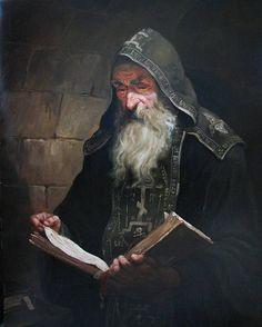 (Andrey Shishkin) - Схимник, автор Шишкин Андрей. Артклуб Gallerix