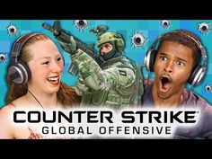 cool CS:GO - Counter Strike: Worldwide Offensive (Teenagers Respond: Gaming)